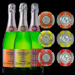 Coffret Lotus - Champagne Comtesse la Fée
